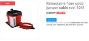 Find all types of retractable phone cord reel only at Lightcast-retrac